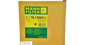 FILTRO ESSICCATORE MANN FILTER TB 1394/5 x