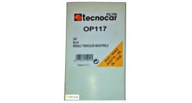 TECNOCAR OIL FILTER OP117