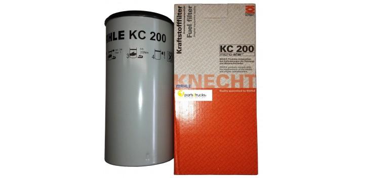 knecht fuel separator filter part code kc 200. Black Bedroom Furniture Sets. Home Design Ideas