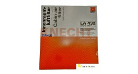 KNECHT CABIN AIR FILTER LA 432