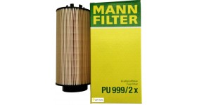MANN FUEL FILTER PU999/2 x