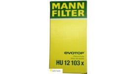 MANN OIL FILTER HU 12 103 x