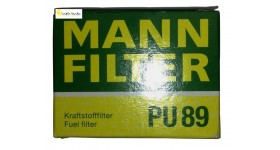 MANN FUEL FILTER PU89