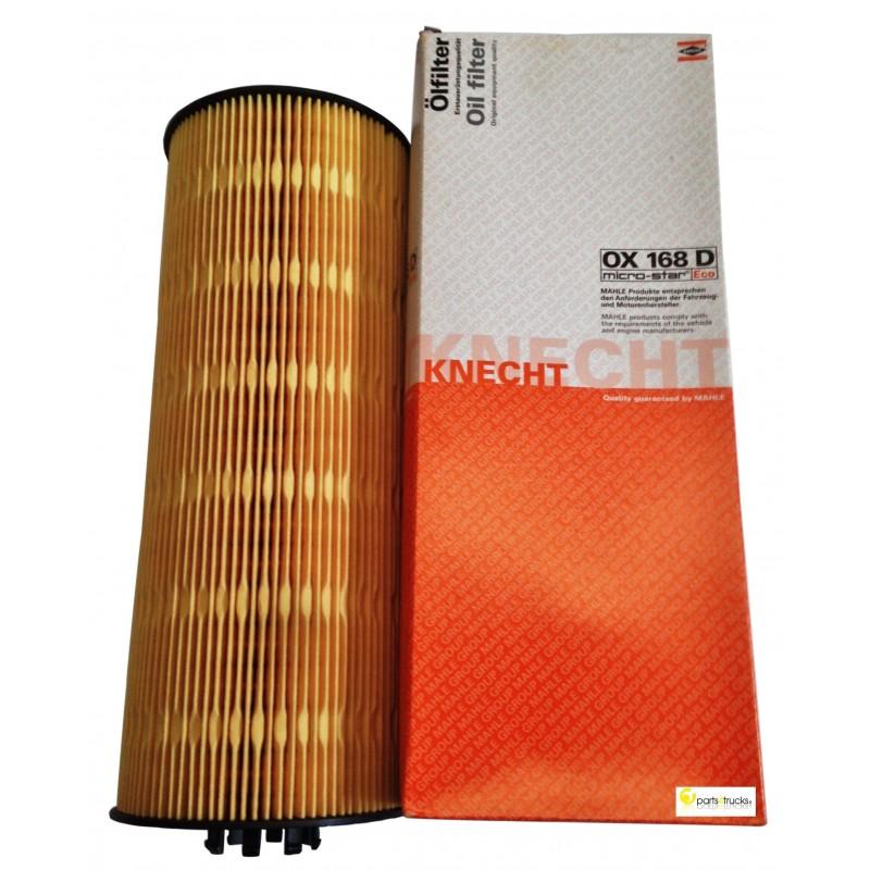 knecht oil filter part code ox168d. Black Bedroom Furniture Sets. Home Design Ideas
