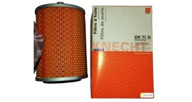 KNECHT OIL FILTER OX 71 D