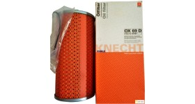 KNECHT OIL FILTER OX69D