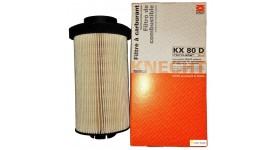 KNECHT FUEL FILTER KX 80 D