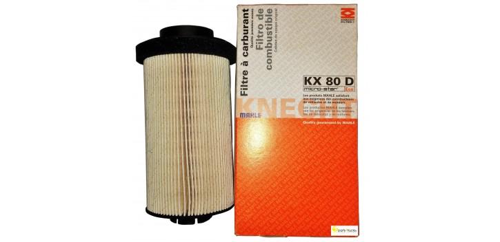 knecht fuel filter part code kx 80 d. Black Bedroom Furniture Sets. Home Design Ideas