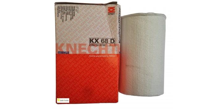 knecht fuel filter part code kx 68 d. Black Bedroom Furniture Sets. Home Design Ideas