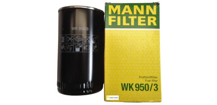 MANN-FILTER FUEL FILTER WK 950/3 on