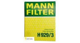 MANN OIL FILTER H929/3