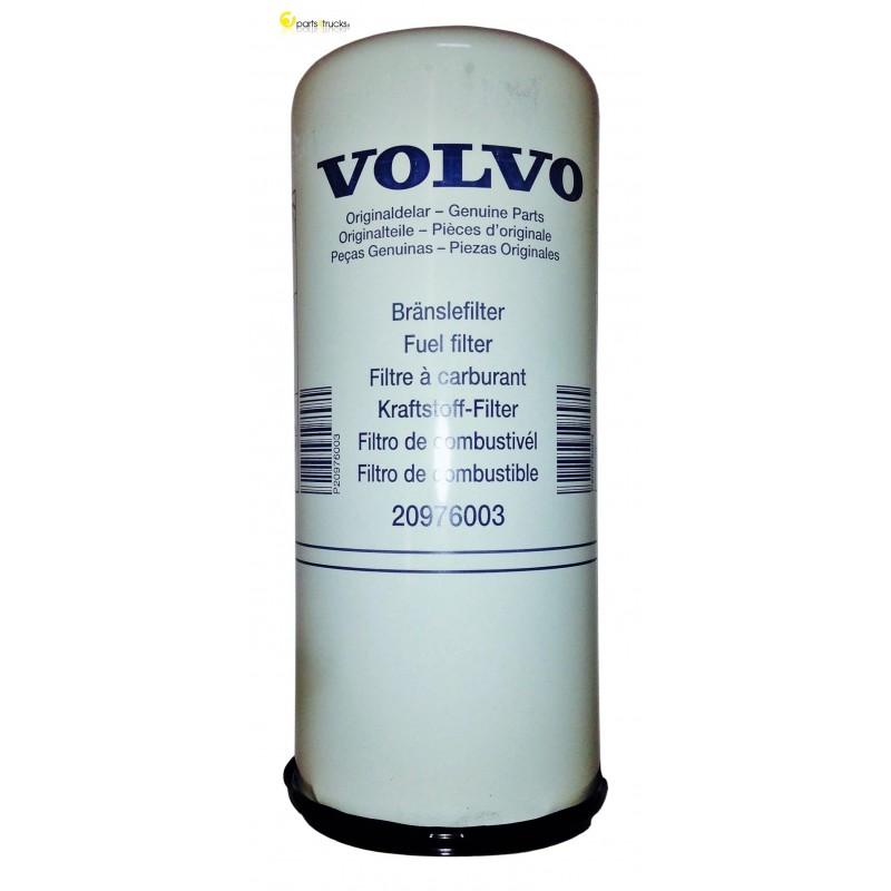volvo fuel filter part code 20976003. Black Bedroom Furniture Sets. Home Design Ideas