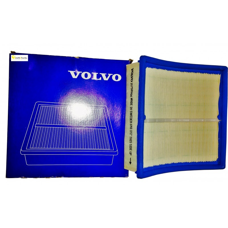 Volvo Cabin Air Filter Part Code 21758906
