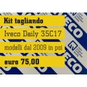SERVICE KIT DAILY 35C17 (from 2009 to 2015)