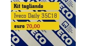 KIT TAGLIANDO DAILY 35C18